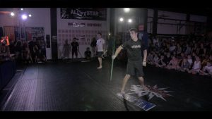 Cole Presley vs Jackson Rudolph Weapons Semifinals Adrenaline Championships 2016