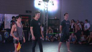 Jackson Rudolph vs Dennis Franco Weapons Adrenaline Prelims 2017