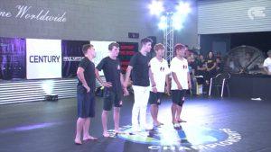 Daisuke Takahashi & Reiji Takahashi vs Bailey Payne & Ryan Posi 2v2 Semifinals Adrenaline Championships 2017
