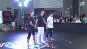 Cole Presley vs Tim Conkel Weapons Semifinals Adrenaline Championships 2017