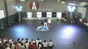 Johan Kirsila vs Dennis Franco Round 1 Adrenaline Championships 2017