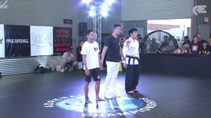 Boyang Chen vs Mincheol Shin Round 1 Adrenaline Championships 2017