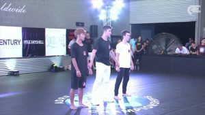 Danny Etkin vs Reiji Takahashi Quarterfinals Adrenaline Championships 2017
