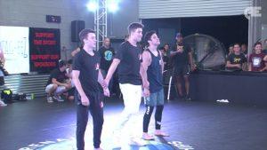 Jacob Pinto vs Danny Etkin Semifinals Adrenaline Championships 2017