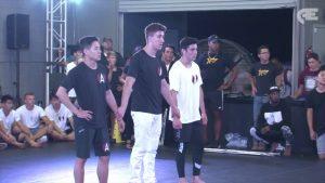 Boyang Chen vs Jacob Pinto Final Adrenaline Championships 2017