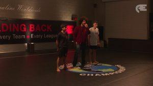 Chase Troxel vs JJ Battell Adrenaline 9