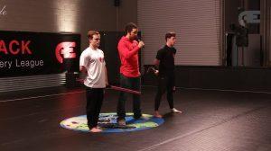 Reid Presley vs Tim Conkel Adrenaline 12