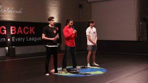 Ali Gudiev vs Alex Omidvar Adrenaline 12