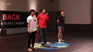 Alex Omidvar vs Hungry Gyul Adrenaline 13