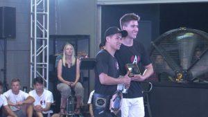 Boyang Chen vs Johan Kirsila Semifinals Adrenaline Championships 2017