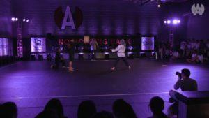 Riyanto Mijnals vs Julie Adrenaline Championships 2018 Prelims