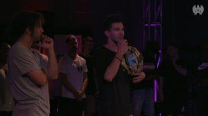 Alex D vs Alex Omidvar TITLE MATCH Adrenaline Championships 2018