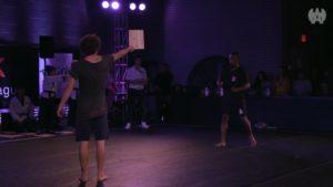 Will Coneys vs Julie Adrenaline Championships 2018