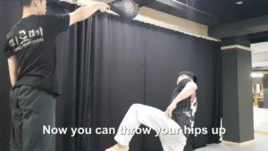 540 kick tutorial