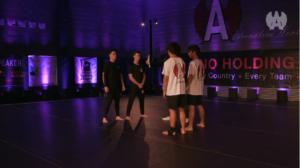 Jacob Pinto and Danny Etkin vs Daisuke Takahashi and Reiji Takahashi