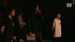 Aidan Kennedy vs Shosei Iwamoto