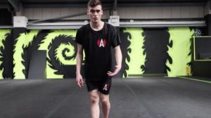 Cartwheel Scissor Tutorial