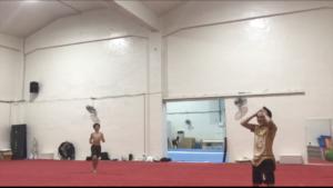 New Tumdra Gym!